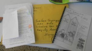 Pen pal letters provide the opportunity to break down classroom walls.