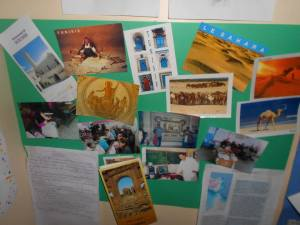 Our exotic partners in Tunisia! A project on customs, traditions and everyday life !