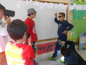 Project presentations are more interesting for all ,when drama activities are involved! kids, really have lots of fun!