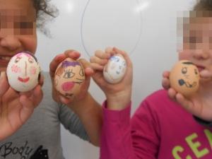 mosaic eggs 2