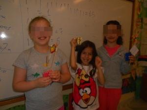 Alexiana,  was among the winners!