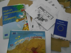 The books we used during the project