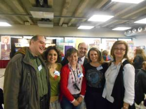 Tesol conventions: networking is precious!